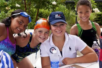 JGDO Olympic Swimming Event, July 20, 2013